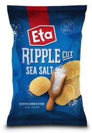 Eta Ripple Cut Sea Salt (150g)