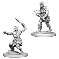 D&D Nolzurs Marvelous: Unpainted Miniatures - Nameless One