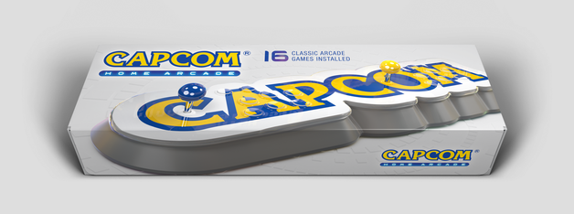 Capcom Home Arcade for