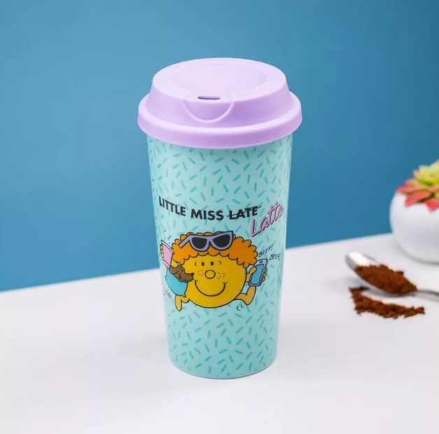 Little Miss Latte Travel Mug