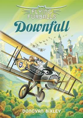 Downfall by Donovan Bixley