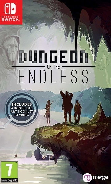 Dungeon of the Endless for Switch