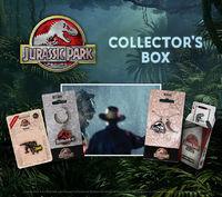 Jurassic Park - Collectors Box