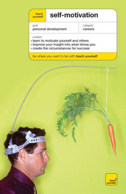 Teach Yourself Self-motivation by Francis Coombes image