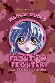 Fashion Fighter: Cheeks-A-Saurus-Rex-A-Maxamus by Deborah O'Dowd image