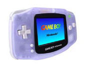 Game Boy Advance - Glacier for GBA