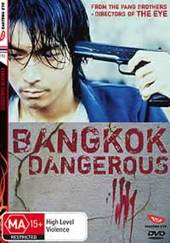 Bangkok Dangerous on DVD