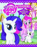 My Little Pony Colouring and Puzzle Book