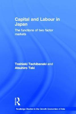 Capital and Labour in Japan image