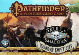 Pathfinder Card Game: Skull & Shackles 4 Island of Empty Eyes