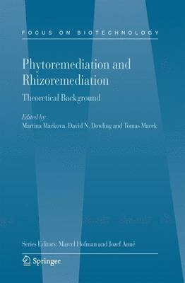 Phytoremediation and Rhizoremediation image
