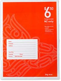 NZ Post Postage Included Bag FS Flat