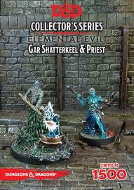 Dungeons & Dragons: Temple of Elemental Evil Gar Shatterkeel and Priest