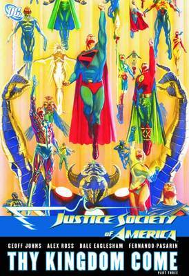 Justice Society Of America image
