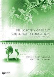 Philosophy of Early Childhood Education image