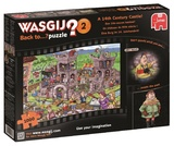 Wasgij: 1000pce Back To Puzzle (14th Century Castle)