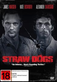 Straw Dogs on DVD