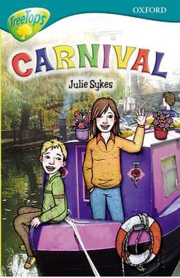 Oxford Reading Tree: Level 16: Treetops Stories: Carnival by Susan Gates image