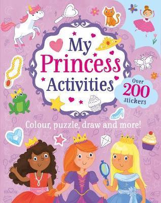My Princess Activities by Parragon Books Ltd image