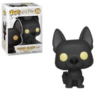 Harry Potter - Sirius Black (Animagus Ver.) Pop! Vinyl Figure image