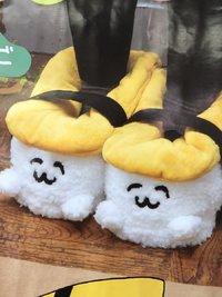 Oshushidayo! - Sushi Slippers