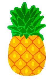 Sunnylife: Shaped Towel - Pineapple
