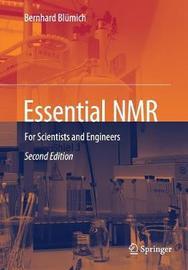 Essential NMR by Bernhard Blumich