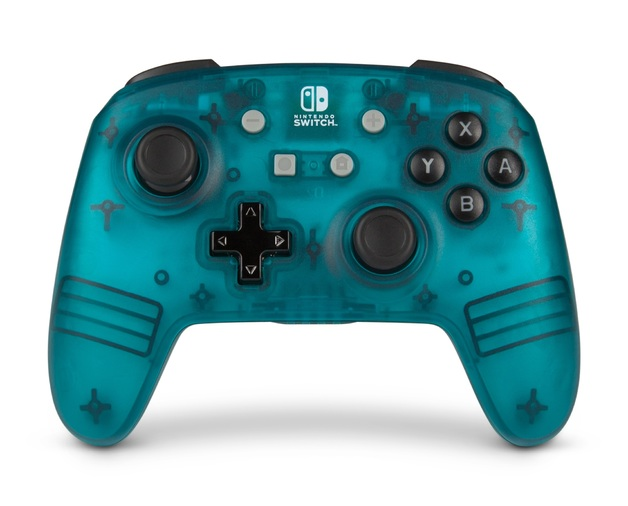 Nintendo Switch Wireless Controller - Teal Frost for Switch