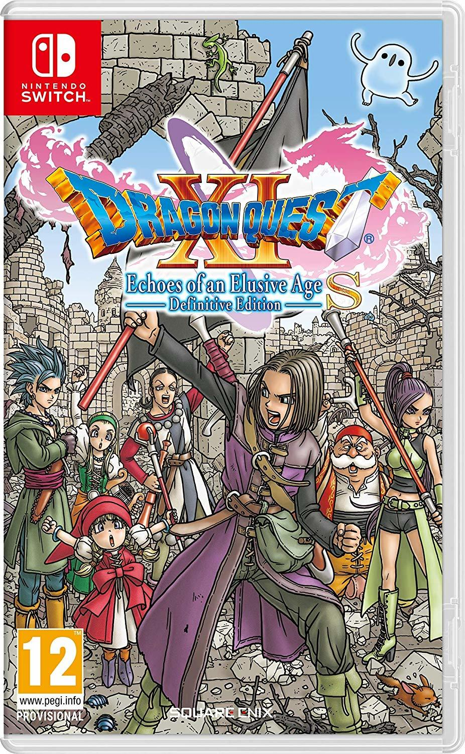 Dragon Quest XI S: Echoes of an Elusive Age – Definitive Edition screenshot