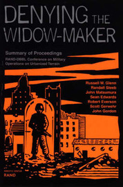 Denying the Widow-maker by Russell W Glenn image