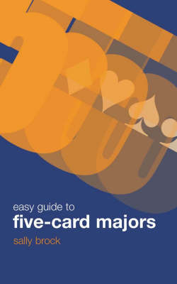 The Easy Guide to Five-card Majors by Raymond Brock image