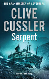 Serpent by Clive Cussler image