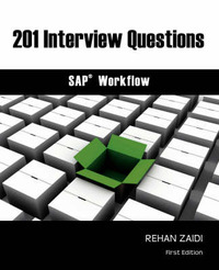 201 Interview Questions - Workflow by Rehan Zaidi