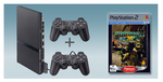 Console Bundle Socom 2 PS2 Console + Socom 2 game for PlayStation 2