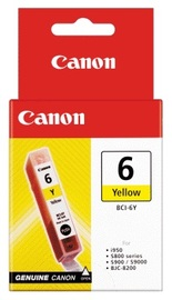 Canon Ink Cartridge - BCI6Y (Yellow) image