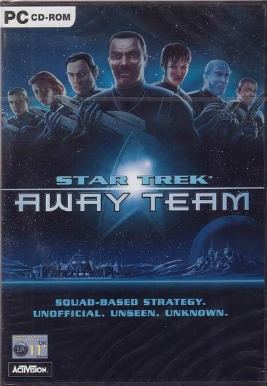 Star Trek: Away Team for PC Games