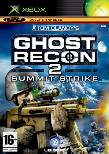 Tom Clancy's Ghost Recon 2: Summit Strike for Xbox