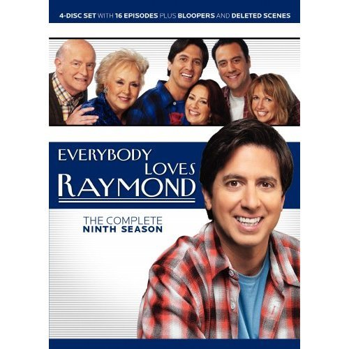 Everybody Loves Raymond - The Complete Season 9 (4 Disc Set) on DVD