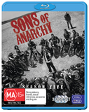 Sons Of Anarchy - Season 5 on Blu-ray