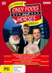 Only Fools And Horses - Complete Series 6 DVD