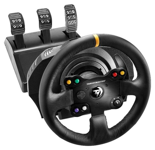 Thrustmaster TM Leather + T3PA Pedal Set (Xbox One & PC) for Xbox One