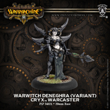 Warmachine: Cryx - Warwitch Deneghra Warcaster