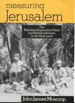 Measuring Jerusalem by John James Moscrop image