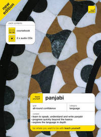 Teach Yourself Panjabi by Navtej K. Purewal image
