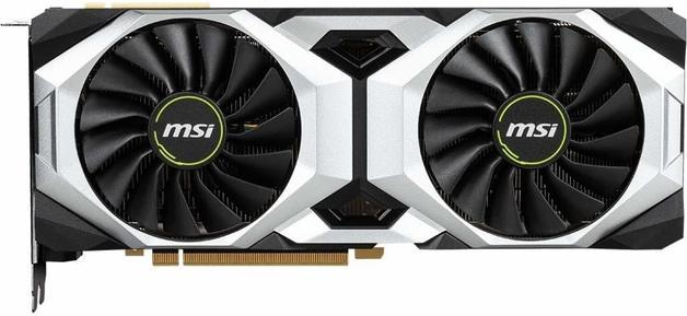MSI GeForce RTX 2080 Ventus 8GB OC Graphics card