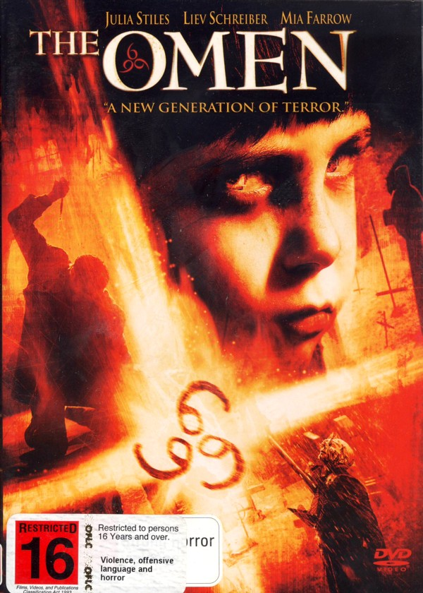 The Omen 666 on DVD image