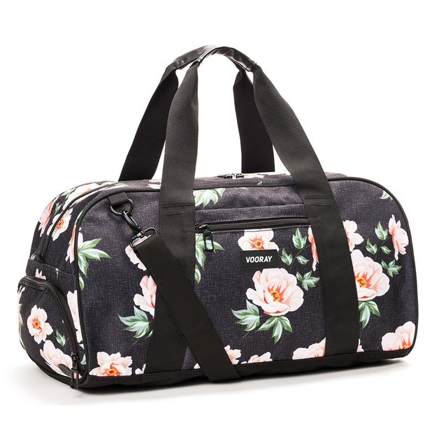 Vooray: Burner Sport Duffel - Rose Black