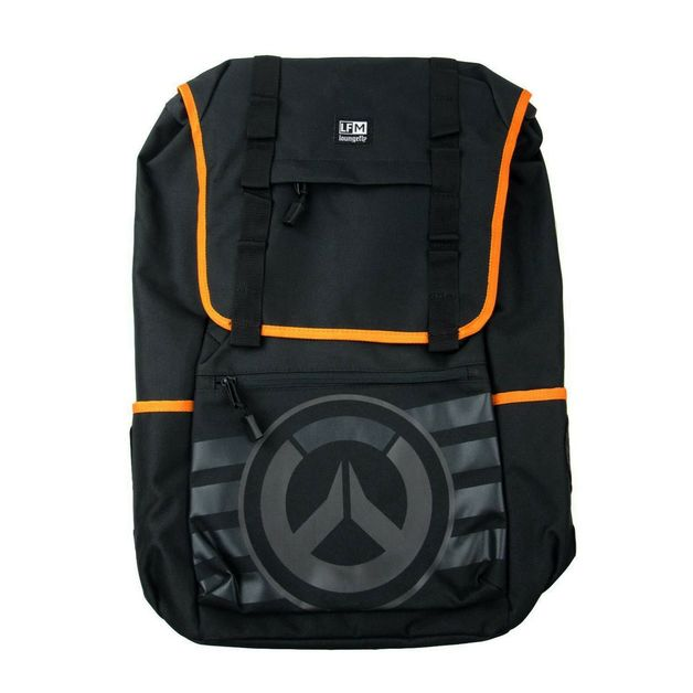 Loungefly: Overwatch - Logo Backpack