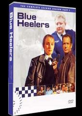Blue Heelers - Season 2 Part 1 (5 Disc) on DVD