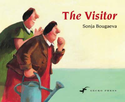 The Visitor by Sonja Bougaeva image